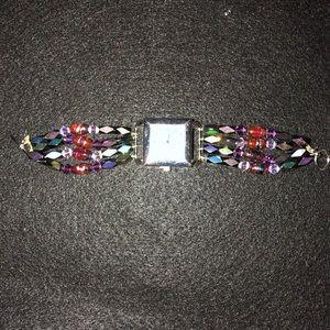 Jewelry - Beautiful one of a kind Handmade quartz watch NWT
